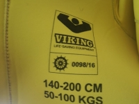 Viking Immersion Suit PS2007